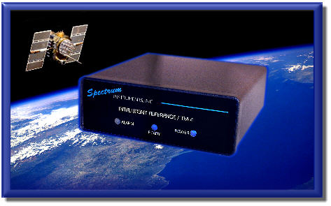 Link to Intelligent Reference/TM-4™ 10 MHz, GPS disciplined precise time and frequency reference